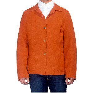 """VINTAGE """"Valerie Stevens"""" Wool (Felt) Blazer Coat"""